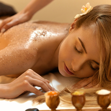 Peeling Massage Wellness Ulm