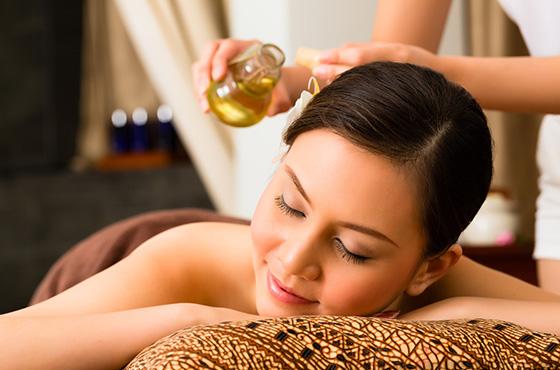 Aroma Oel Öl Massage Wellness Ulm