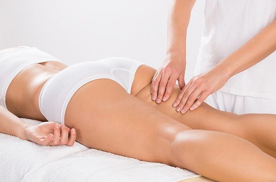anti cellulite massage Behandlung Ulm wellness