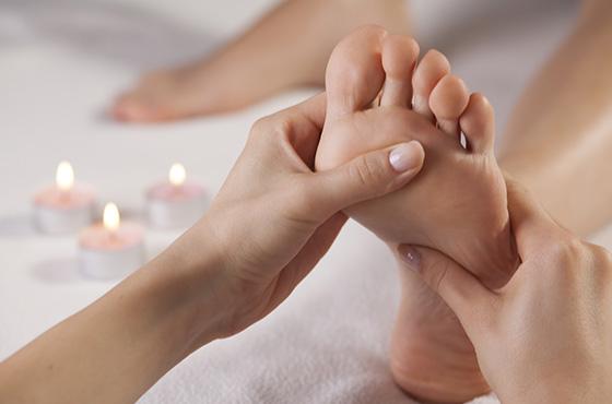 Fußreflexzonenmassage Ulm Wellness
